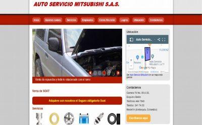 Auto Sevicio Mitsubishi