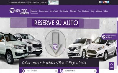 Evolution Rent A Car