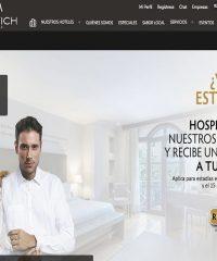 Hoteles Movich Buro 51