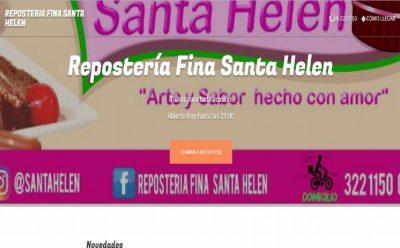 Reposteria Fina Santa helena